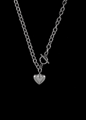 zilveren ketting Amore Connesso